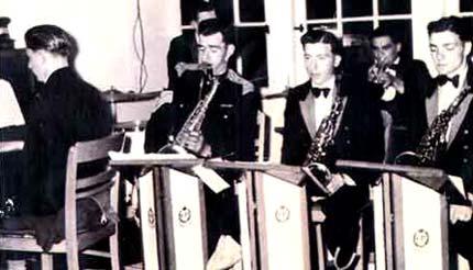 Bays Dance Band circa 1950's
