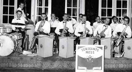 KDG Dance Band 1958